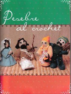 Amigurumis en español: Pesebre en crochet