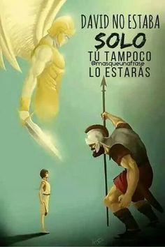 El Angel del Señor acampa alrededor de los que le temen y los defiende.