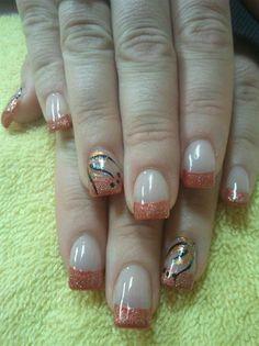 Autumn by Anjil85 - Nail Art Gallery nailartgallery.nailsmag.com by Nails Magazine www.nailsmag.com #nailart