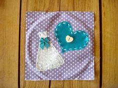 Bridal Patchwork Quilt, Crafty Bride, Hen Party Activity, The Crafty Hen