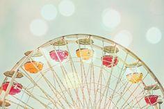 Pastel Ferris Wheel | Flickr - Photo Sharing!