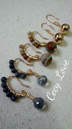 Tassel Jewelry, Bohemian Jewelry, Metal Jewelry, Beaded Jewelry, Jewelery, Homemade Jewelry, Stamped Jewelry, Beautiful Earrings, Jewelry Trends