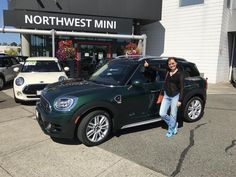 MIN, we appreciate your business!  Wishing you many miles of smiles from all of us here at Northwest MINI and Terry Soumis.