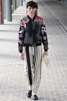 3.1 Phillip Lim Spring 2014 Menswear Fashion Show