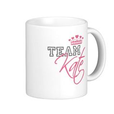 William & Kate Royal Wedding Mug -    -  Visit my Zazzle Store for more Great Gift Ideas - http://www.zazzle.com/cdandc - #royalfamily #british #gifts #will #kate #mug #souvenir #teamkate #royal #kate #british
