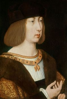 Philip I(the Handsome) of Castile husband of Joan I of Castile and son of the Holy Roman emperor Maximilian I.