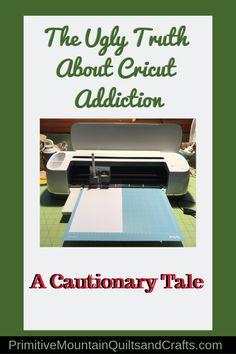 The Ugly Truth About Cricut Addiction- A Cautionary Tale.I saw it years ago and it sparked a desire in me but oh my I wanted it! Cricut Christmas Ideas, Best Christmas Gifts, Winter Ideas, Summer Ideas, Primitive Fall Decorating, Homemade Storage, Signs Of Addiction, Cricut Htv, Painted Wooden Signs