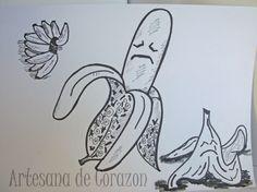 Domingo Creativo 12... FRUTA DE ESTACIÓN