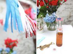4th of July Fiesta Garland DIY