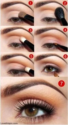 This is eye makeup:)