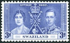 Postage stamps and postal history of Swaziland - Wikipedia, the ...