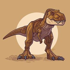 T Rex Jurassic Park, Jurassic World Dinosaurs, Jurassic Park World, Dinosaur Sketch, Dinosaur Drawing, Dinosaur Art, Prehistoric Creatures, Mythical Creatures, Tiranosauro Rex
