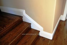 Best How To Transition From Stair Skirt Board To Base Board 400 x 300