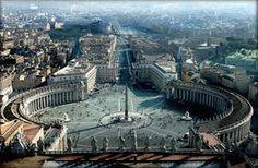St. Peter's Eye - Vatican, Rome