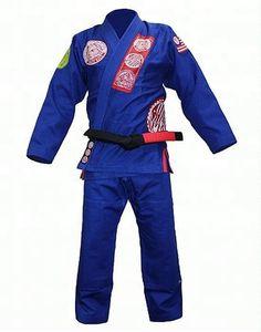 Brazilian Jiu Jitsu Gi Patch Martial Arts Uniform Kimono Patches MMA Grapling