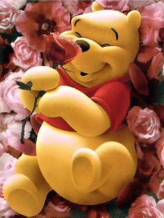 makes me all warm and happy winnie the pooh.winnie the pooh! Disney Winnie The Pooh, Winnie The Pooh Pictures, Winne The Pooh, Winnie The Pooh Quotes, Winnie The Pooh Friends, Disney Love, Piglet Quotes, Disney Stuff, Disney Magic