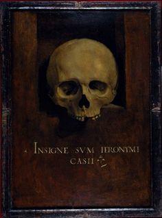 Memento Mori • Giovanni Antonio Boltraffio ca. 1500