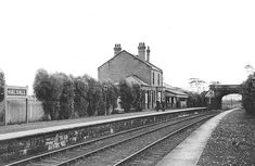 Liverpool Images, Disused Stations, Southport, Railroad Tracks, Abandoned, Arch, Trains, Left Out, Longbow