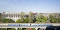 NL + XVW, edificio residencial deFlat Kleiburg en Ámsterdam - Arquitectura Viva · Revistas de Arquitectura