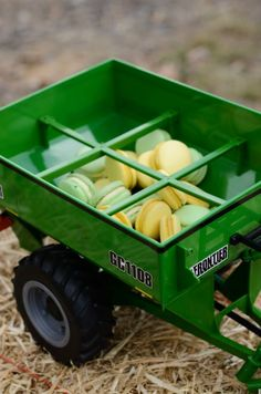 Little Big Company: Super Cute Tractor and Farm Themed Birthday party by Parties and Celebrations