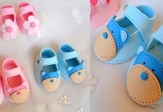 Foamy or eva rubber shoes for baby shower Shower Bebe, Baby Boy Shower, Baby Shower Themes, Baby Shower Decorations, Shower Ideas, Moldes Para Baby Shower, Baby Life Hacks, Baby Shower Invitaciones, Baby Shawer