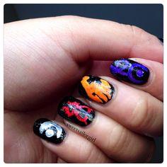 Fairy Tail Sweetsailor My Nail Art