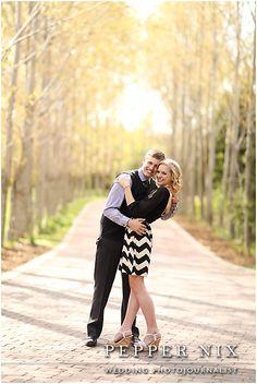 I like this pose... Engagements photo