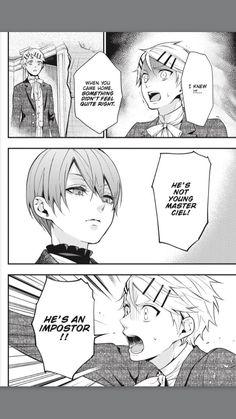 Kuroshitsuji Ch.129 Page 31 - Mangago