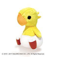 Final Fantasy XIV - Large Plush - Choco Chocobo, $45.00 (http://tamarket.com.au/final-fantasy-xiv-large-plush-choco-chocobo/)