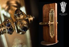 Decorative Door Knobs, Lighting Solutions, Glass Design, Lighting Design, Door Handles, Plating, Construction, Crystals, Metal