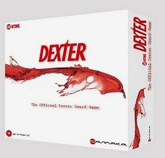 the 'dexter' board game...I WANT!!!