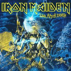 Live After Death   Community Post: Os Eddies Do Iron Maiden De Um Jeito Que Você Nunca Viu