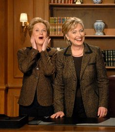 The Best Hillary Clinton Impressions, From Kate McKinnon to Amy Poehler