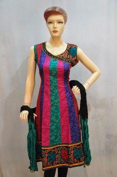 cotton churidar hand designs - Google Search