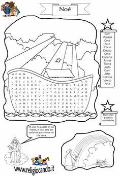 el arca de noe actividades para niños - Buscar con Google