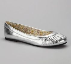 Lasonia Silver Ballet Flat.jpg