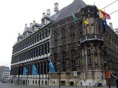 The Town Hall of Ghent