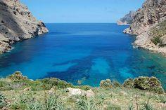 Cala Boquer. North Mallorca beach guide
