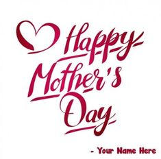 happy mother's day poster - decor diy cyo customize home Happy Mothers Day Pictures, Happy Mothers Day Wishes, Happy Mother S Day, Friendship Day Wishes, Happy Friendship, Mothers Day Poster, Happy Pongal, Name Writing, Happy Birthday Cakes