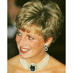 29 October 1991: Princess Diana at a lunch banquet hosted by the Governor General of Canada, Ray Hnatyshyn, at The National Arts Centre in Ottawa ■