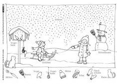 Durch das Jahr   Illustratoren für Flüchtlinge