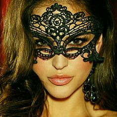 Exquisitely Beautiful Lace Mask