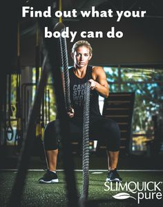 Find out what your body is capable of