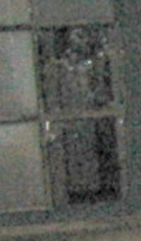 """Pinner writes: """"I took a picture of this little girl looking out of an old building at the Stewart Indian School, Stewart Nevada. The building she was in is freakishly haunted. Perhaps she wanted out of there.....I would too!"""""""
