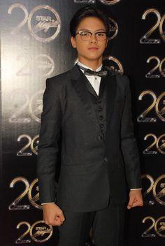 Daniel Padilla at the Star Magic Ball. Photo by Nimfa Chua for ABS-CBNnews.com