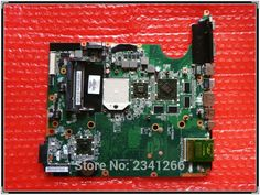83.00$  Buy now - http://alikeb.worldwells.pw/go.php?t=32719391766 - 509450-001 for HP DV6 Laptop Motherboard  NOTEBOOK DV6Z-1000 DAUT1AMB6E0 DAUT1AMB6D0 Motherboard DDR2 All Function Good Work 83.00$