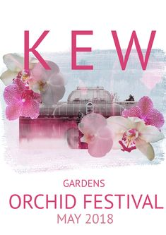 Kew Gardens, Orchids, Graphics, Movie Posters, Art, Craft Art, Graphic Design, Lilies, Kunst