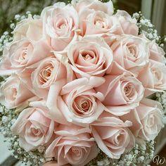blush pink wedding flowers - Google Search