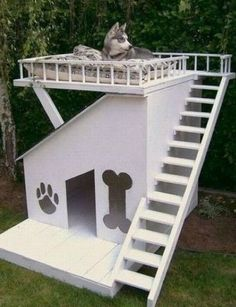 Casetas de lujo para tus mascotas - Decoración de Interiores | OpenDeco