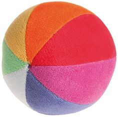 Soft Organic Rainbow Ball with Gentle Rattle - First Ball for Baby Grimm's Spiel and Holz Design http://www.amazon.com/dp/B00NIN542U/ref=cm_sw_r_pi_dp_QyEEvb0PHAKFM